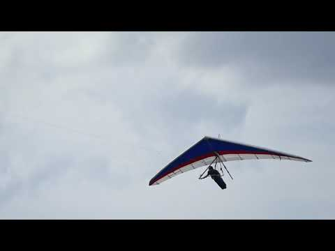 A Lifting Experience Hang Gliding Florida Ridge 20181208