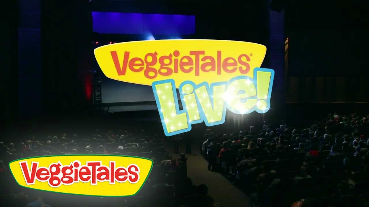 VeggieTales Live! Happy Birthday Bob & Larry Tour