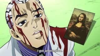 JJBA Diamond is Unbreakable -  Kira's Confession