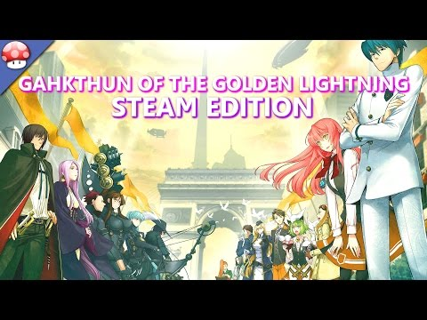 Gahkthun of the Golden Lightning Steam Edition Gameplay (PC HD)