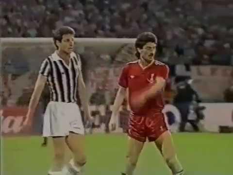 European Cup 1985 Final Liverpool Juventus 0 1 Youtube