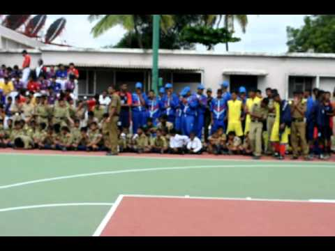 Sainik School, Bijapur-South Zone- July 2011- Basket Ball-Bijapur vs Amaravathinagar.avi