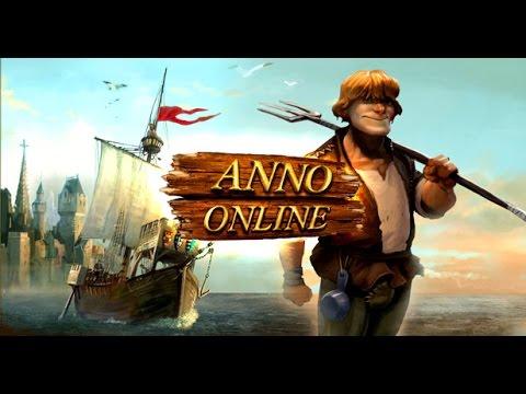 Игра ANNO online - видео гайд Ч1