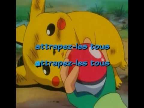 Pokemon générique français karaoké [by Konona]