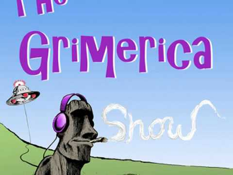 #140 - Grimerica Talks Archeoaccoustics & Earth Mysteries with Paul Devereux