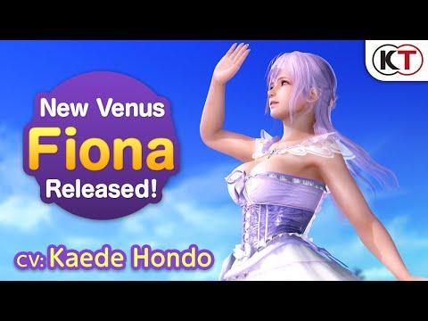【doaxvv】new-venus-release!-introducing-fiona