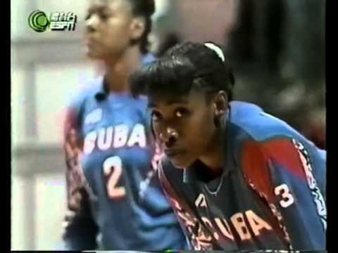 1994 World Championship Women Volleyball Korea Cuba