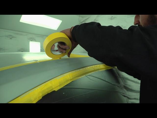 California Collision   Painting