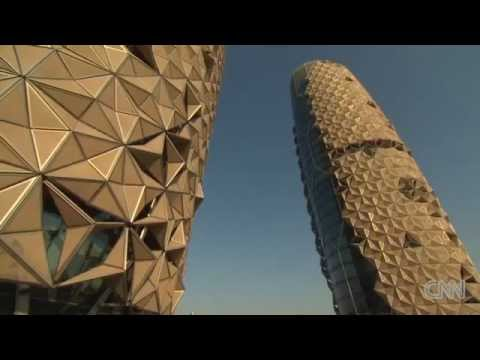 Cooling buildings in Abu Dhabi's heat -- CNN