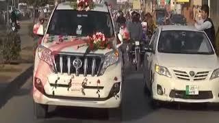 Faisal iqbal Sandhu marrege clip