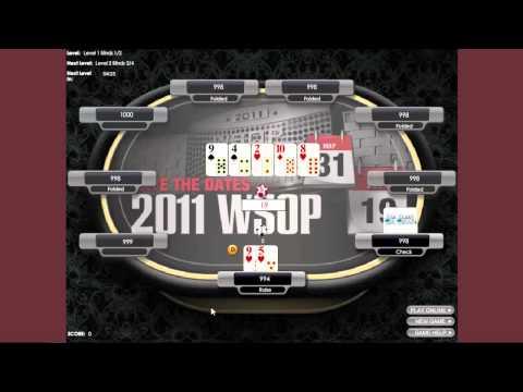 Jeux de poker en ligne gratuit sans argent