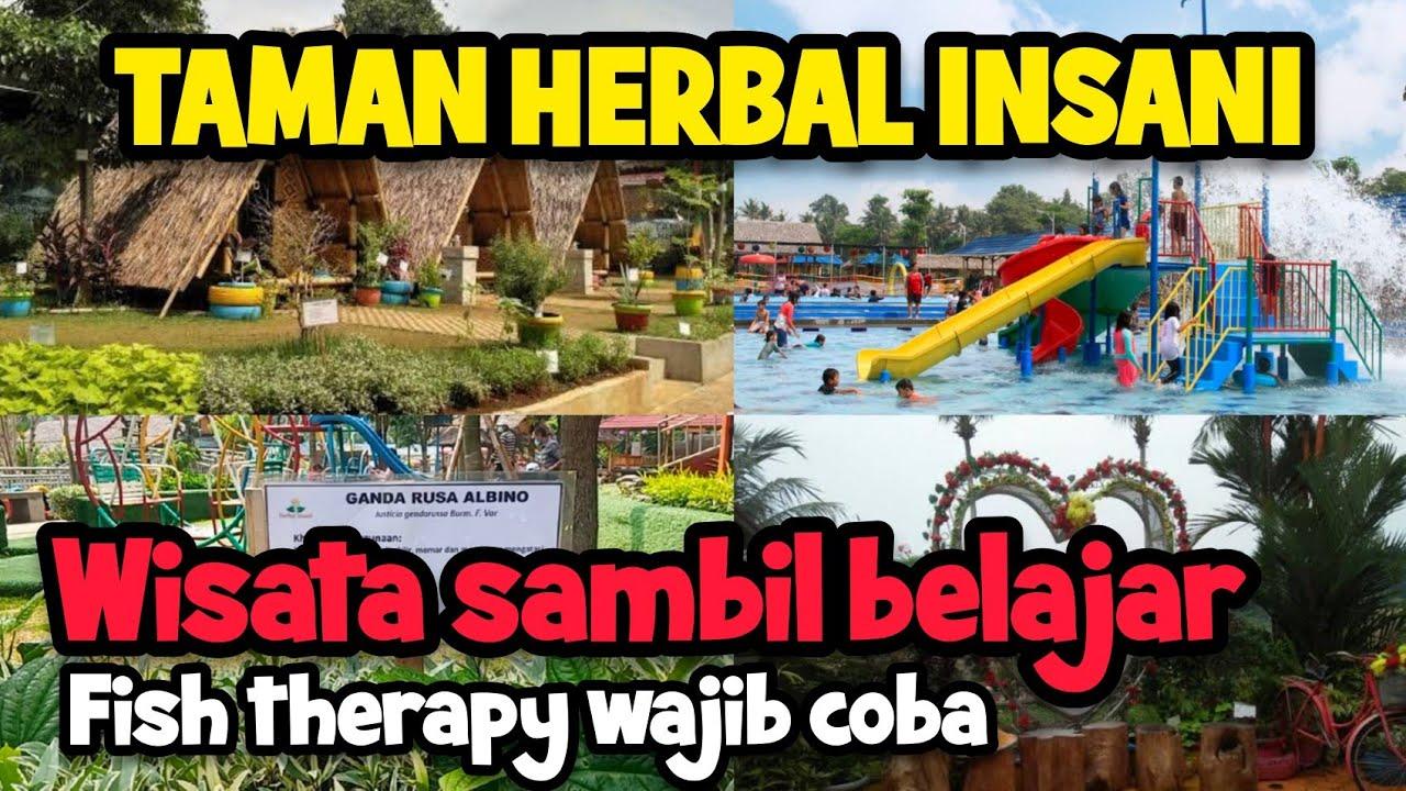 maxresdefault - Info Taman Wisata Herbal Insani Bertema Wisata Sambil Belajar