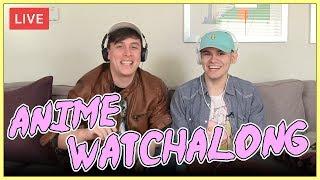 YURI ON ICE - Live Watchalong!   Thomas Sanders & Joan!