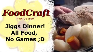 Foodcraft: Jiggs Dinner (food Only)