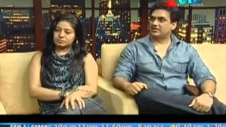 Daboo Malik & Sunidhi Chauhan With Komal Nahta