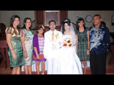 Wedding Rossey with Renska (Folk Songs Maluku Tenggara Barat)