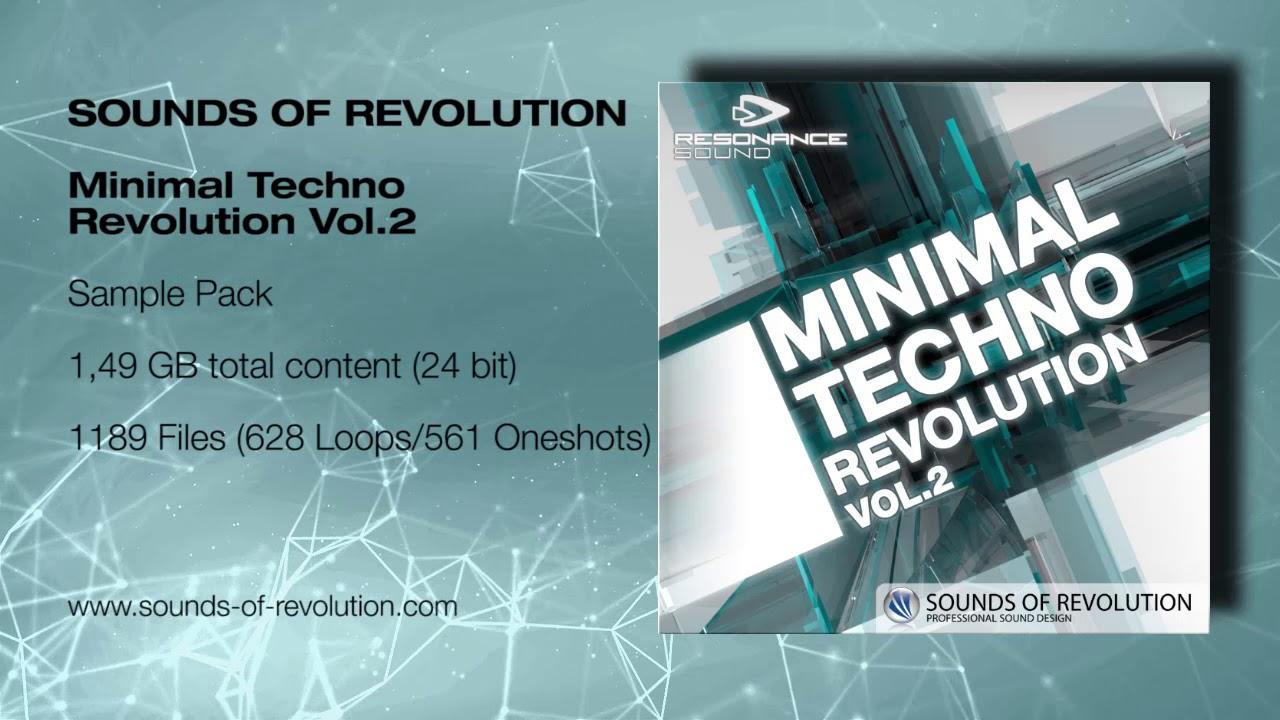 Download SOR Minimal Techno Revolution Vol.2 | Samples