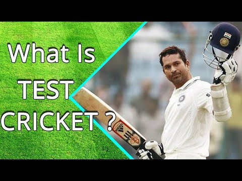 What is Test Cricket Match?