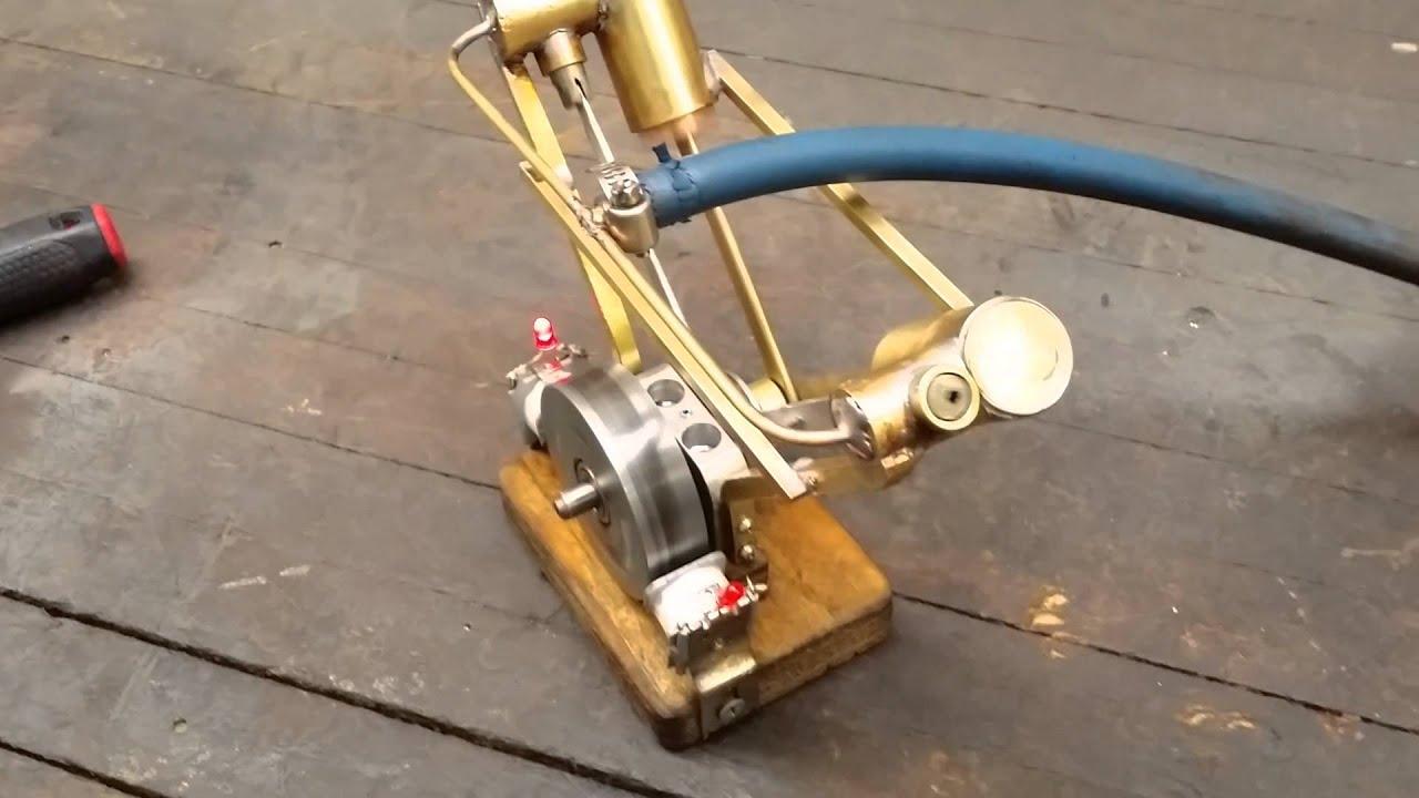 Make a Homemade Steam Engine