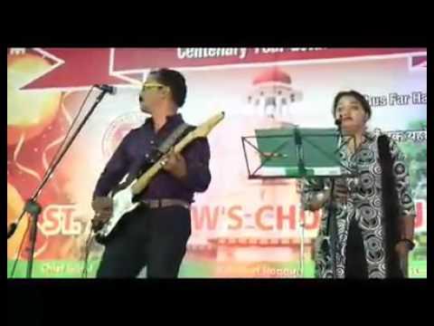 Tere paap dhul sakenge   Christian song    Nancy Brown    Gospel singer