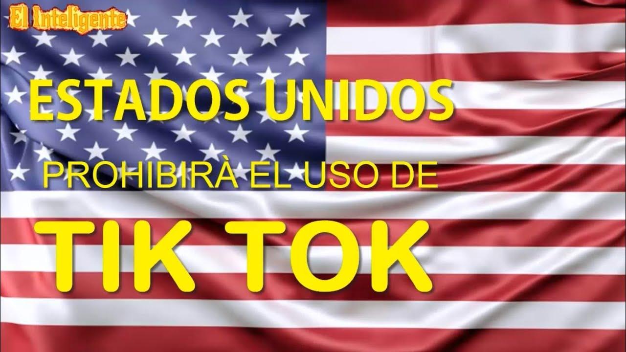 TikTok está en la mira del Gobierno de Estados Unidos