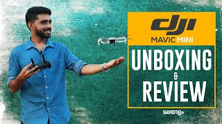 DJI mavic Mini Unboxing and Review - Worth Buying  | Drone,FPV | #DJI Mavic Mini | Malayalam