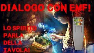 DIALOGO REALE CON UNO SPIRITO, CON EMF!   XP4ckardTM