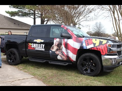 Shelley's Chevy Tailgate Party - FM99 WNOR