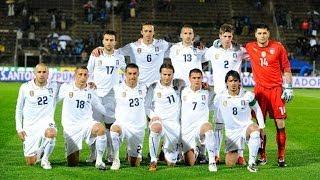Highlights: Italia-Nuova Zelanda 4-3 (10 giugno 2009)