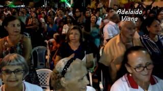 Festa de Nossa Senhora do Rosário 2016, Parte  1 Procissão, Remanso, Bahia, Brazil, 30-10-2016.