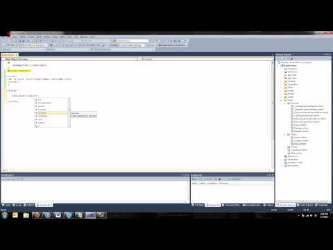 Open Source Kendo UI and VS 2010 - Grid Basics Part 1