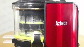 Aztech SJ1000 JuiceMAX Slow Juicer