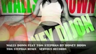 Walls Down Feat Tom Stephan   Honey Dijon