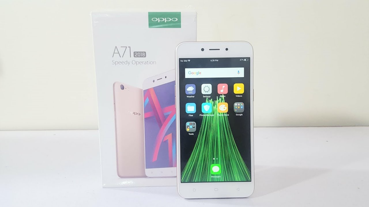 OPPO A71 2018 Price in Pakistan, Detail Specs - Hamariweb