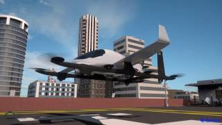Aurora Flight Sciences' Electric VTOL Aircraft thumbnail