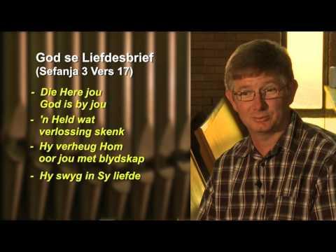 Onwijs Op Pad on 13 February 2016: God se liefdesbrief/God's love letter JI-48