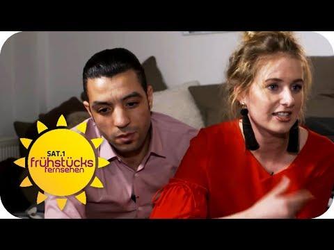 Lisa liebt Tunesier: Jetzt muss er Deutschland verlassen! | SAT.1 Frühstücksfernsehen | TV