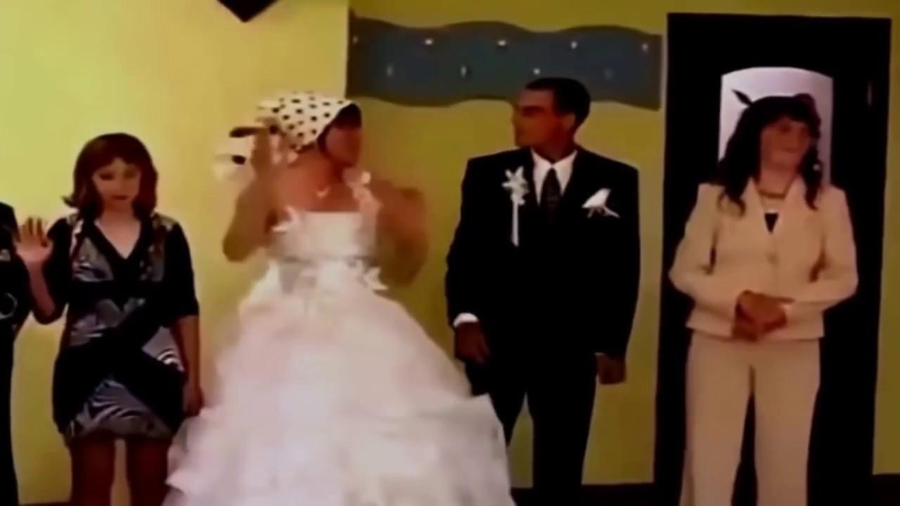 Смотреть порно курьезы свадьба