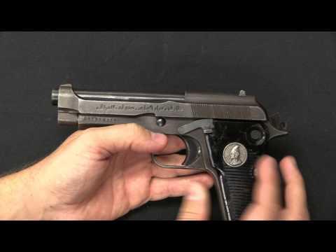 Iraqi Tariq Pistol at RIA