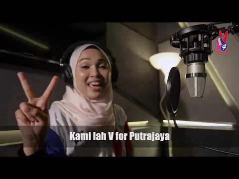 V 4 Putrajaya - Official Video
