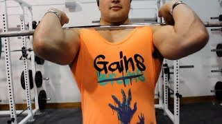 How To Get a Better Rack: Front Rack Position for Cleans + Front Squats
