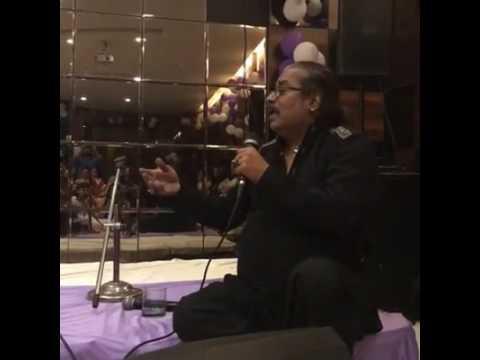 Tu hi re... Tu Hi Re... Hariharan Live 2 magical voice