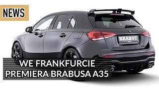 Mercedes-AMG 35 Brabus, śmierć Ferdinanda Piecha, nowe silniki w Oplu Astra - #257 NaPoboczu