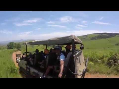 Traveling Swaziland & Mozambique GoPro