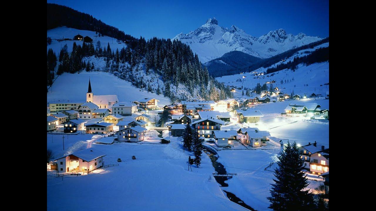 Альпийская сказка - отдых на горнолыжных курортах Австрии