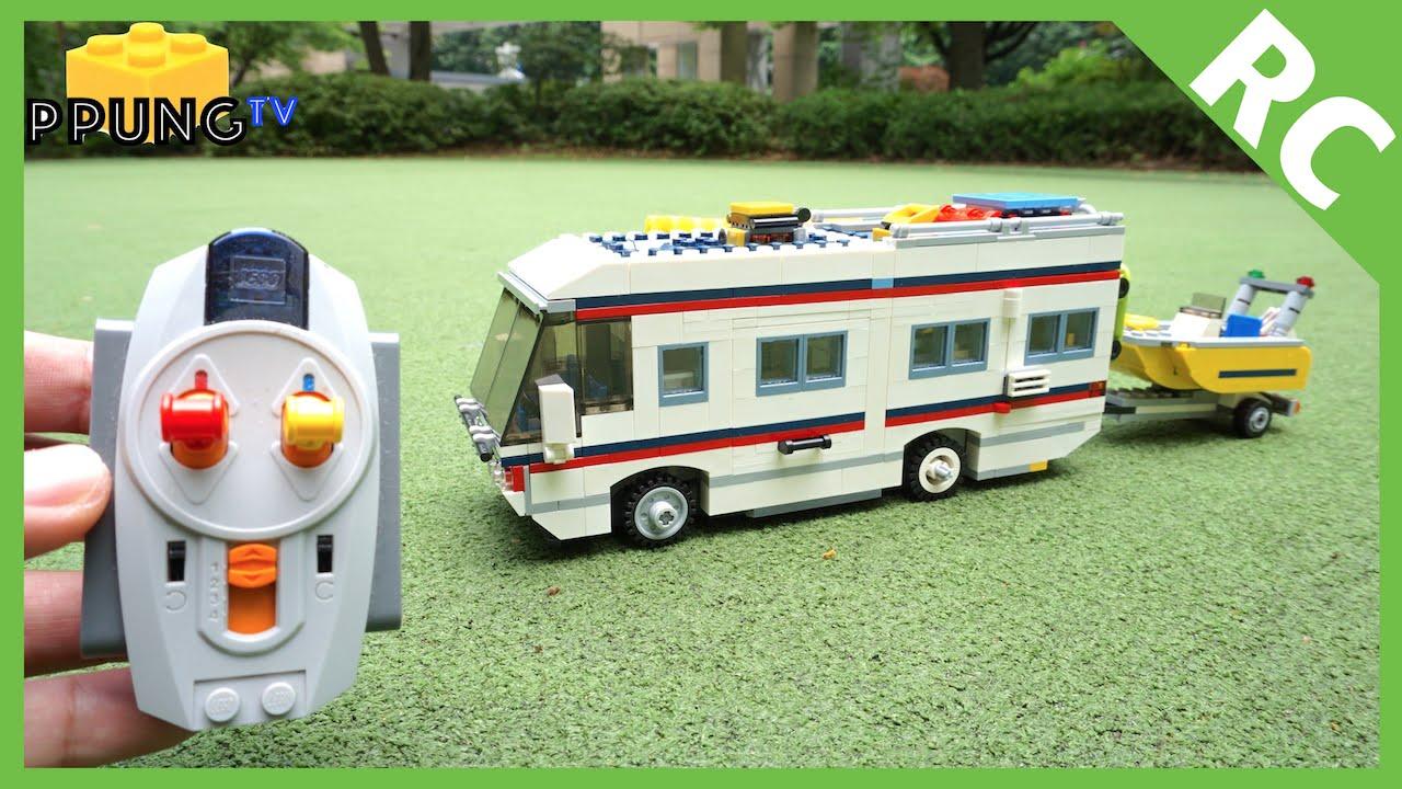 Lego Creator 31052 Vacation Getaways Rc Motorized Campe