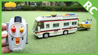 LEGO Creator 31052 Vacation Getaways RC motorized Camper Van  by 뿡대디