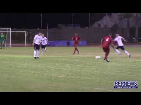 #2 Bermuda vs England C football game on June 4 2013