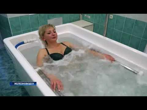 Специальный репортаж про преимущества лечебного отдыха на курортах Кавказских Минеральных Вод
