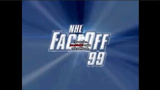 NHL Faceoff 99 Intro (PSX) (1998)